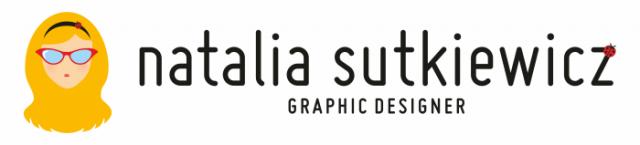 Natalia Sutkiewicz logo - summer version