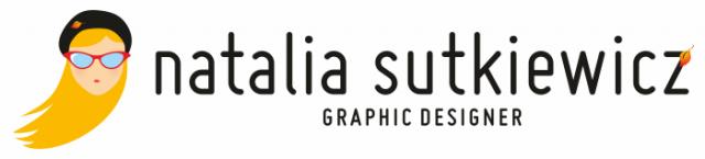 Natalia Sutkiewicz logo - autumn version
