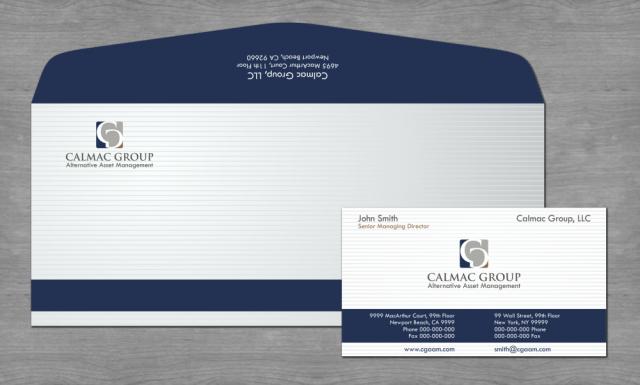 Calmac Group stationery set