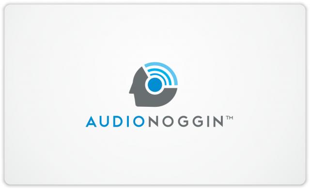 AudioNoggin logo