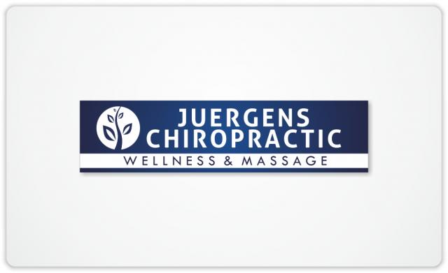 Juergens Chiropractic signboard