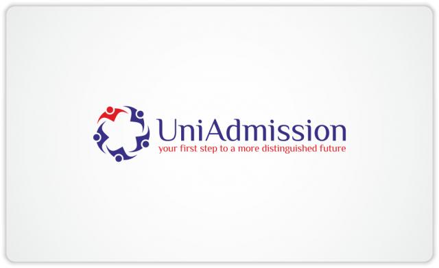 UniAdmission logo horizontal