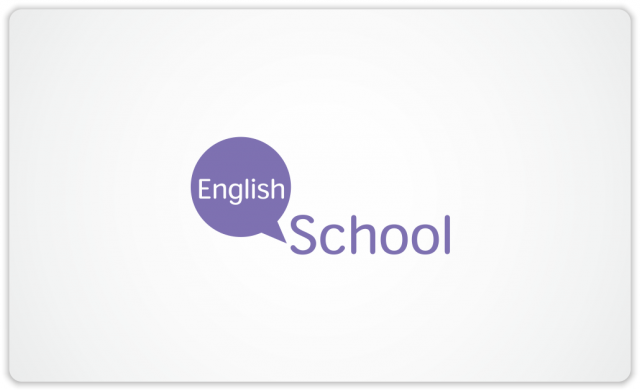 logo for English School from Japan