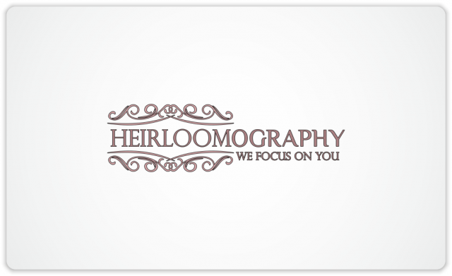 Heirloomography logo