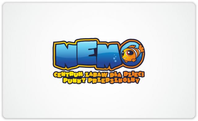 Nemo - clownfish logo