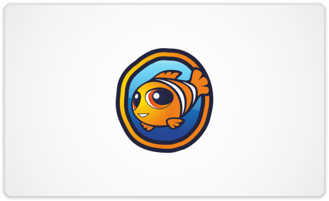 Nemo - clownfish icon