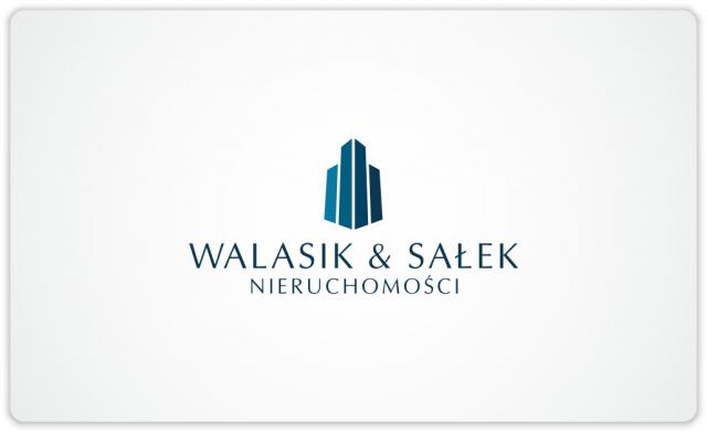 Walasik & Salek logo vertical
