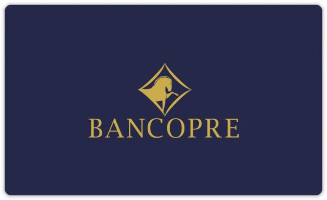 BancoPre gold logo