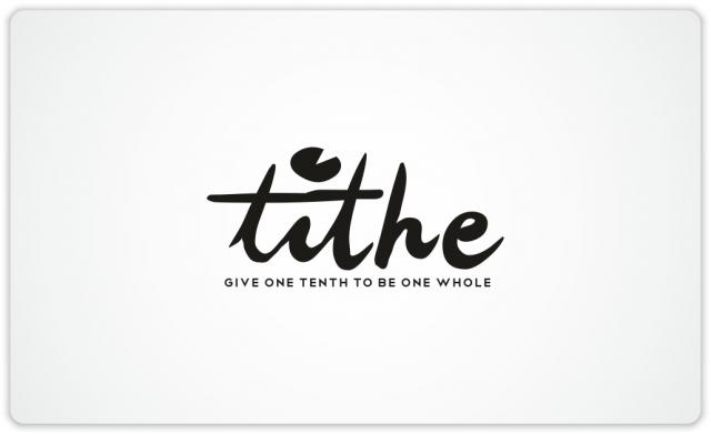 Tithe logo
