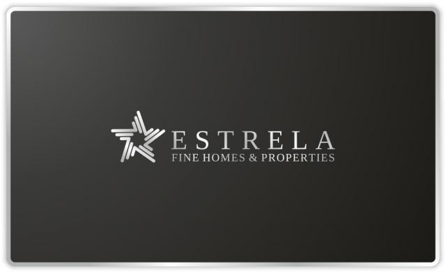 Estrela Fine Homes logo horizontal