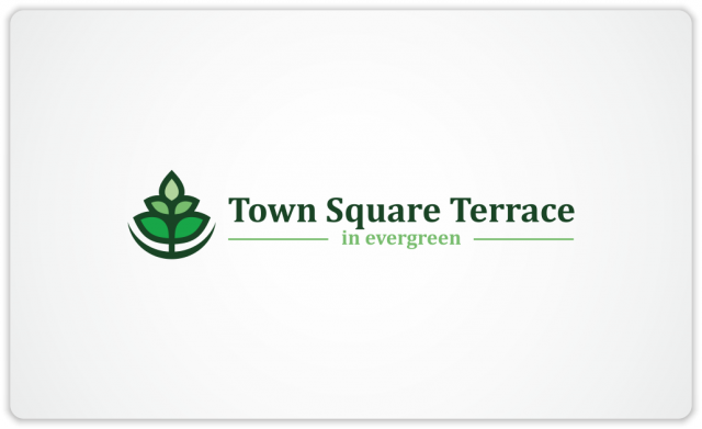 Town Square Terrace green logo